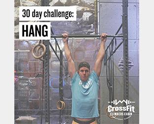 30 Day Hang Challenge