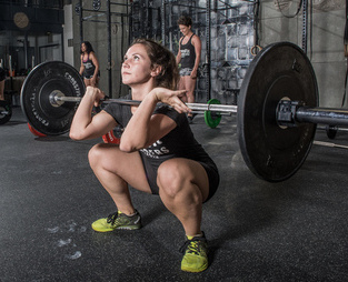 Ladies CrossFit