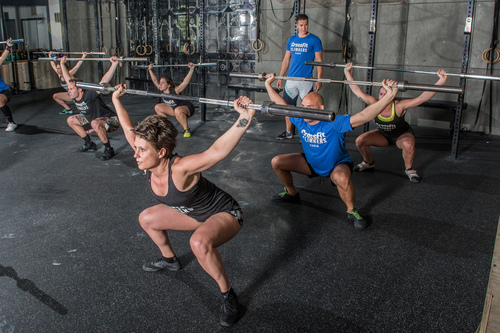 CrossFit Fundamentals