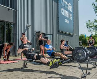CrossFit outdoor
