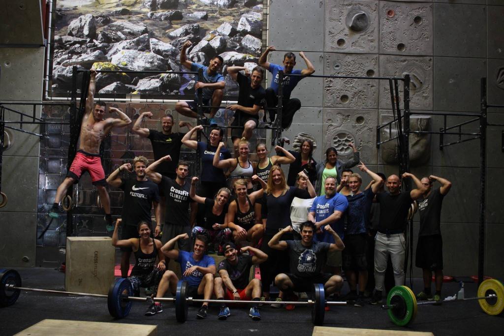 CrossFit community