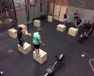 CrossFit box nederland