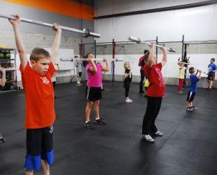 CrossFit kinderen