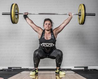 Gewichtheffen CrossFit