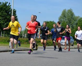 Hardlopen CrossFit