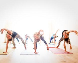 Yoga CrossFit