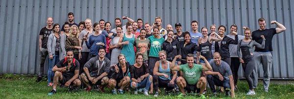CrossFit groep